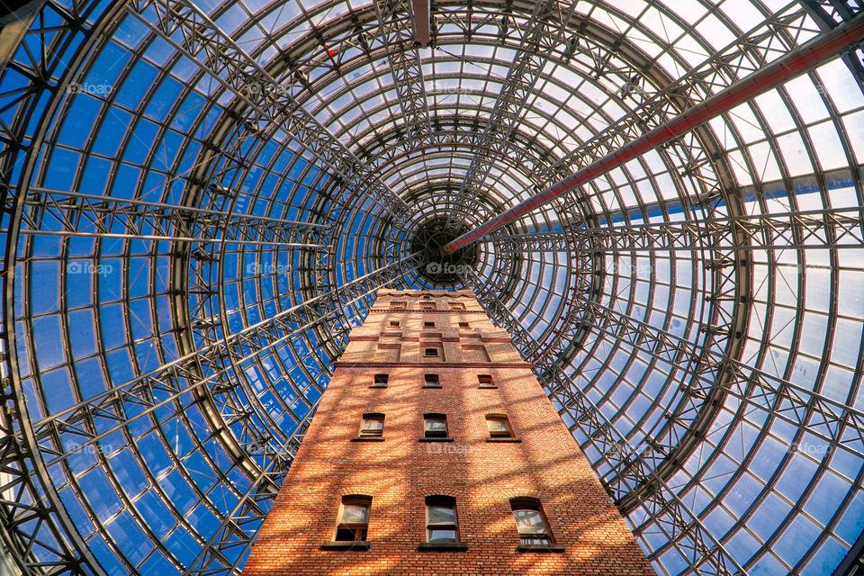 Coop's Shot Tower, MELBOURNE