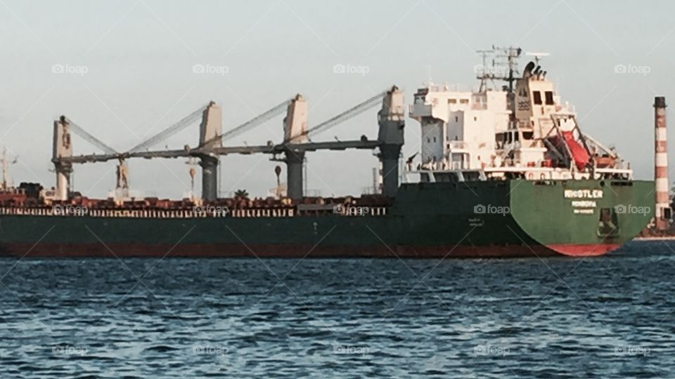 Ship, Transportation System, Industry, Shipment, Watercraft