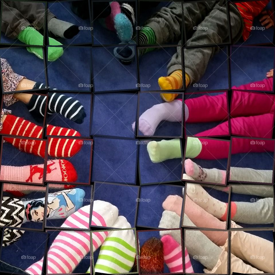 Rock the socks day!