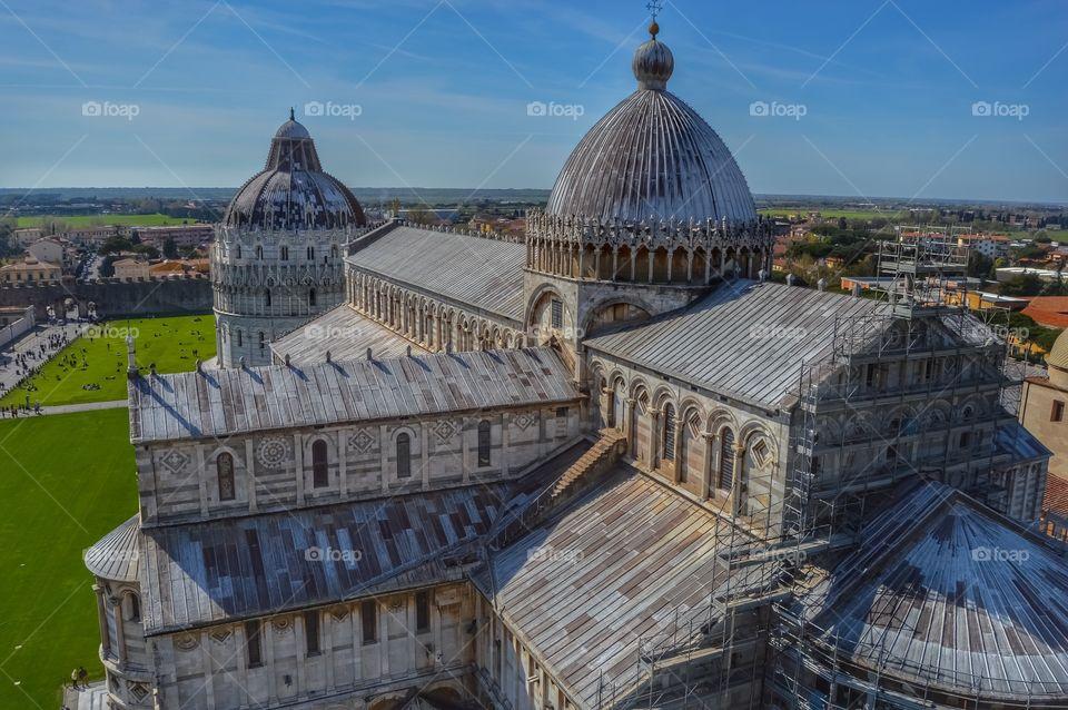 Catedral de Pisa (Pisa - Italy)