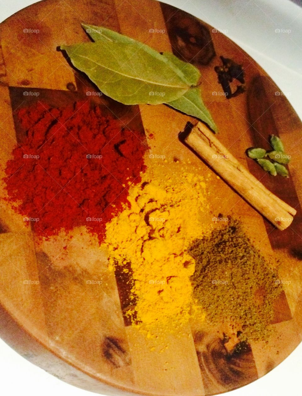 Basics for curry