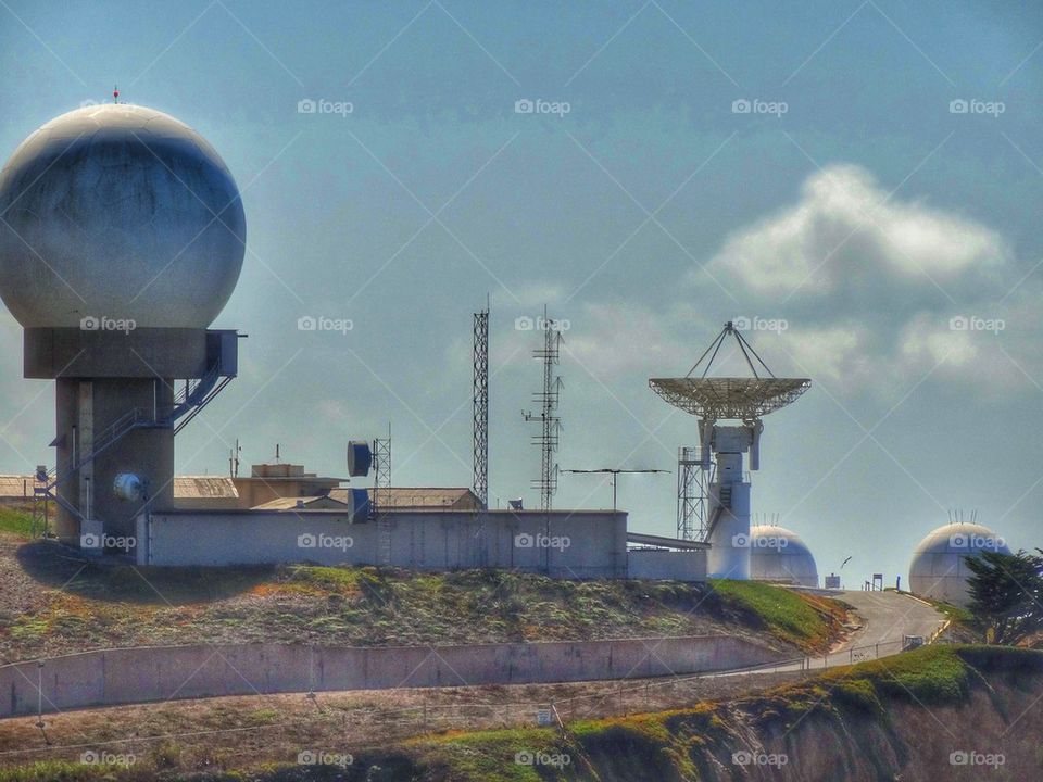 Government Eavesdropping Station