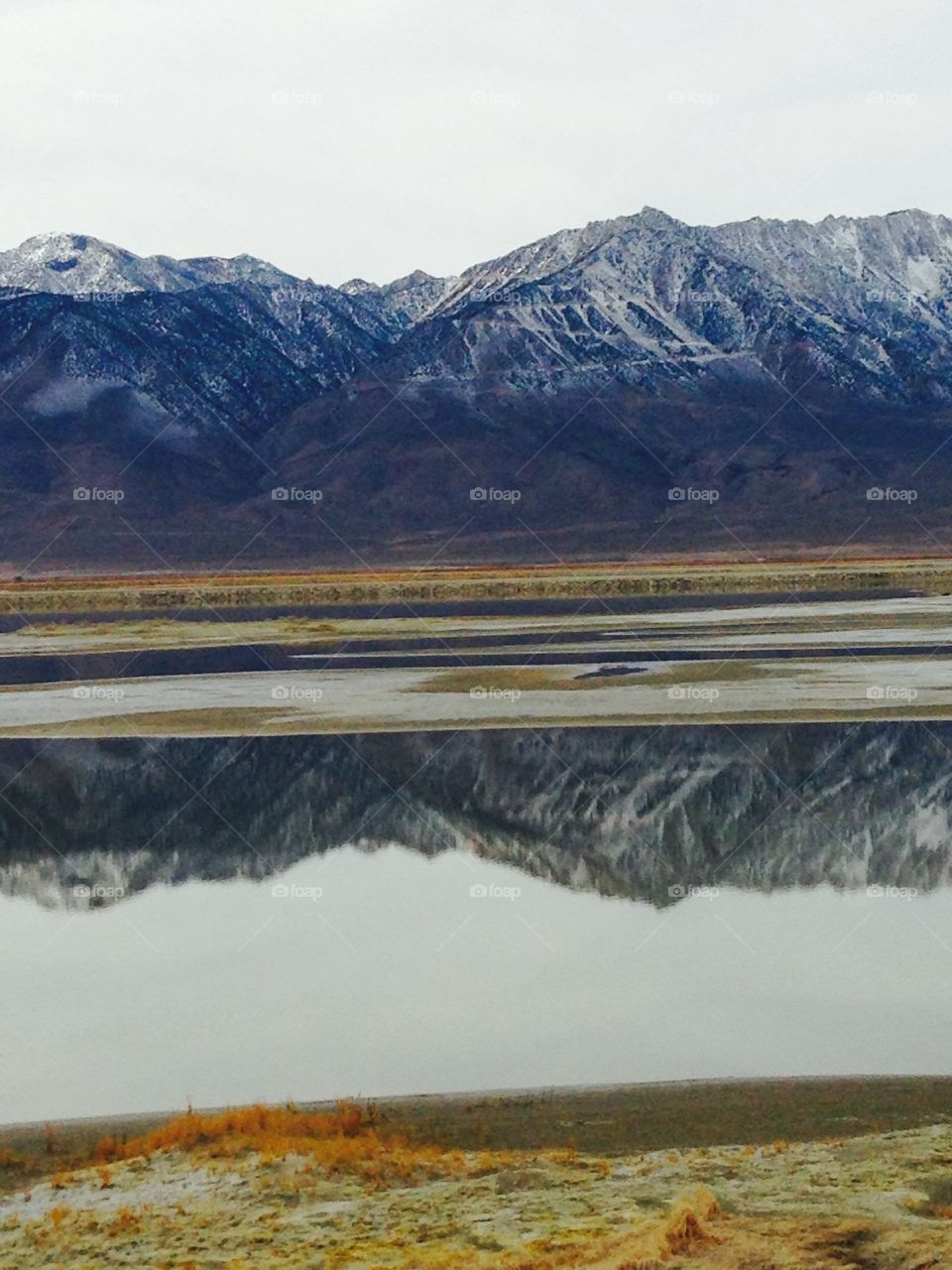 Restoring the dry lake