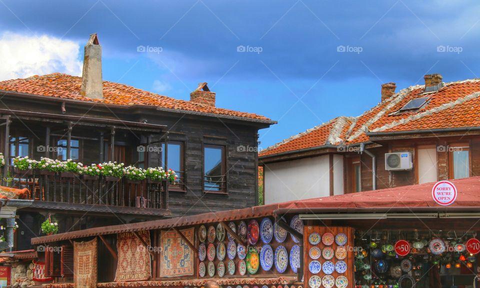 Old city Nesebar, Bulgaria