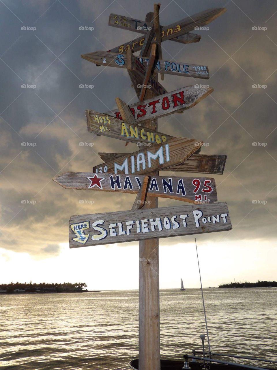 Where to go ? Miami