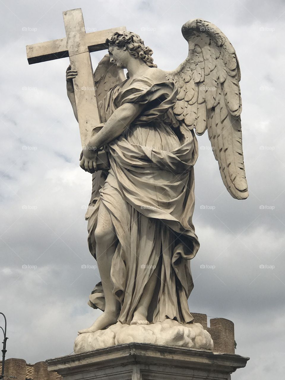 Angels in Rome