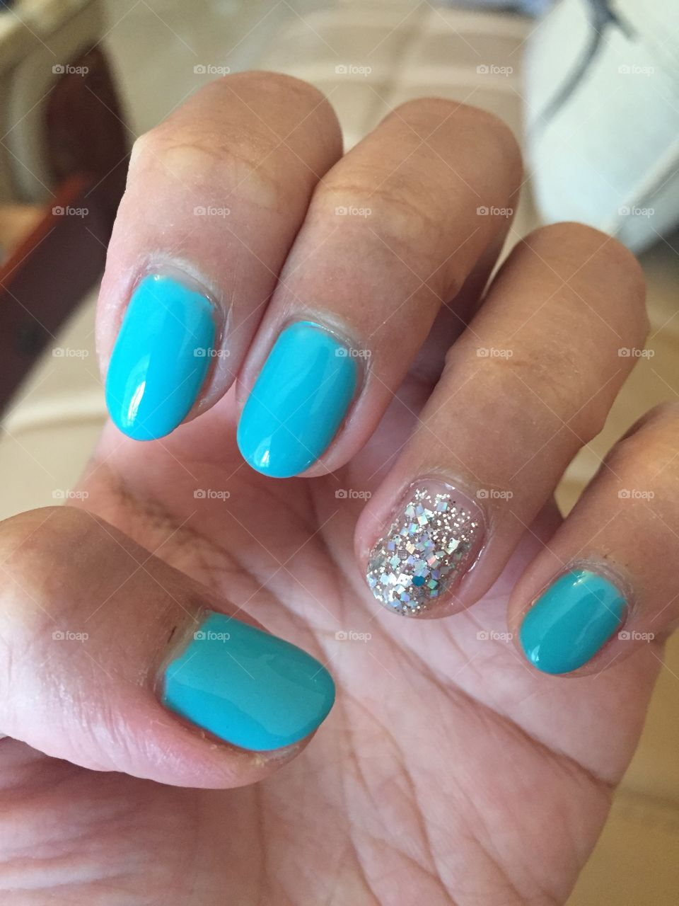 Beautiful nail art for summer
