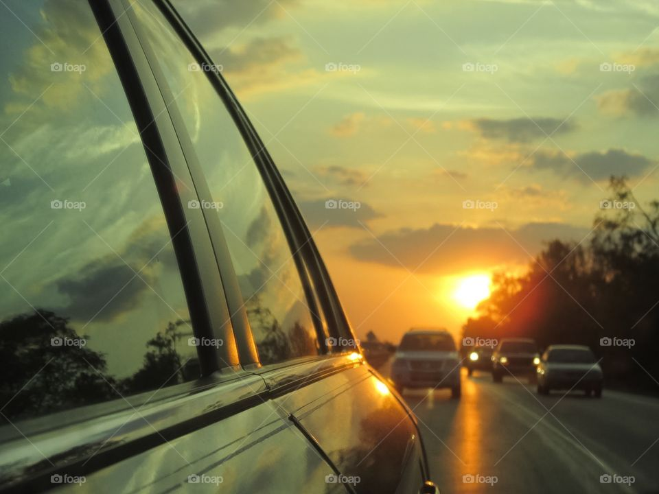 Golden Hour Travel