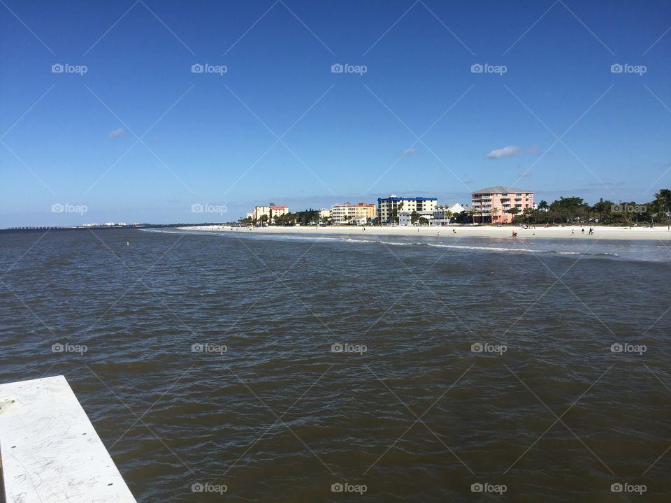 Water, Sea, Beach, Travel, Seashore