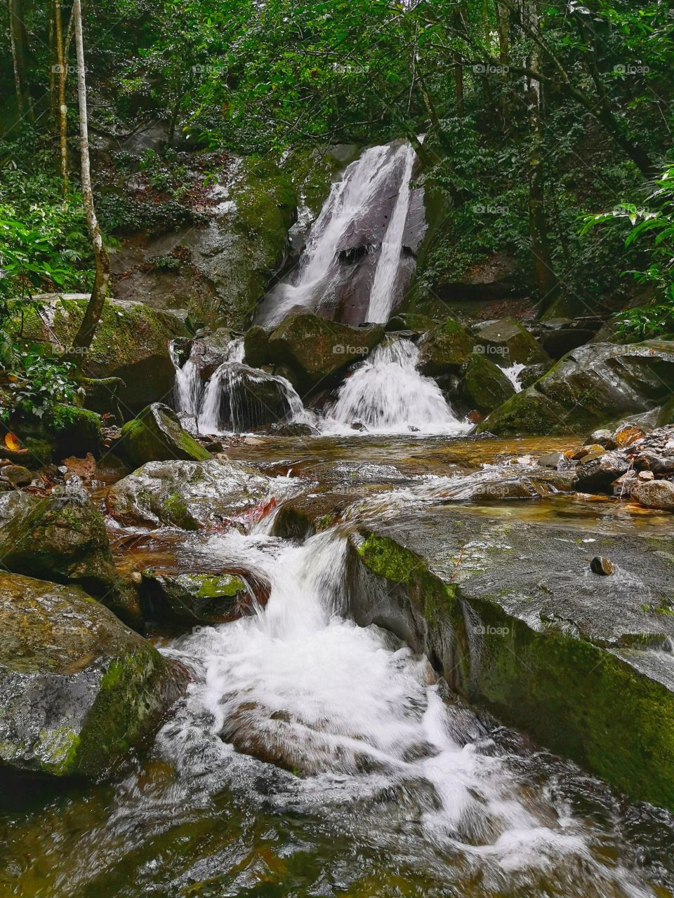 Sungai gabai waterfall
