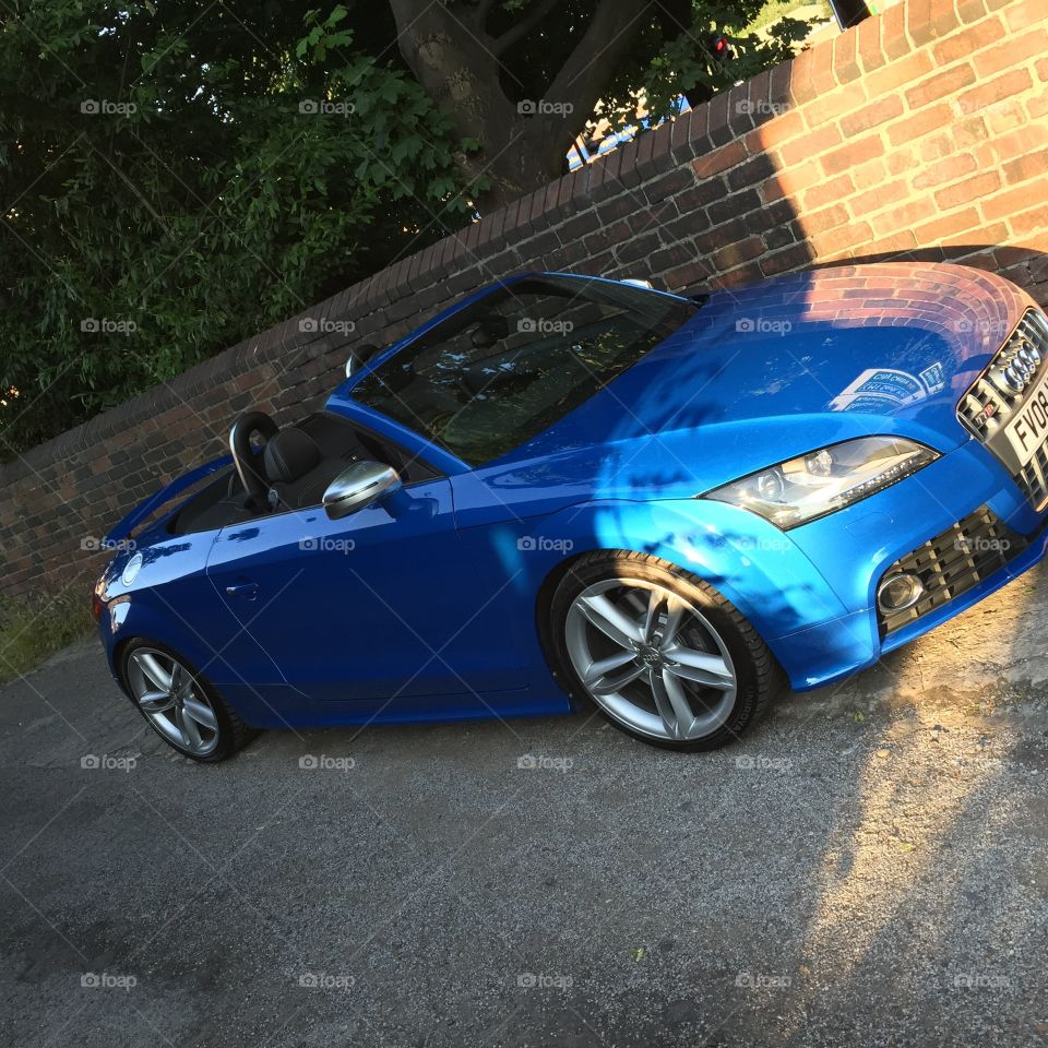 Audi TTS