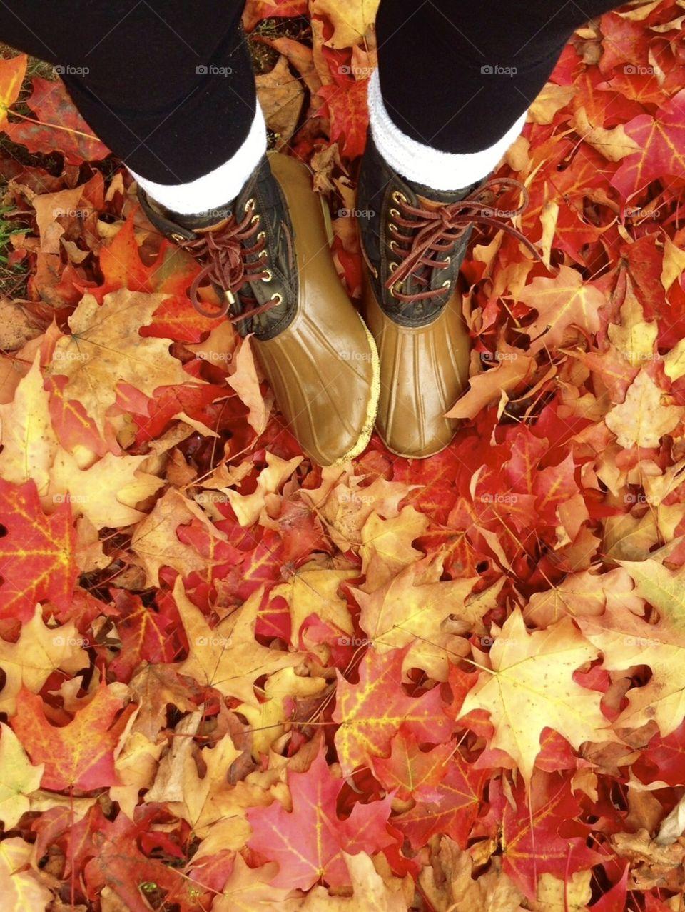 Jump into Fall