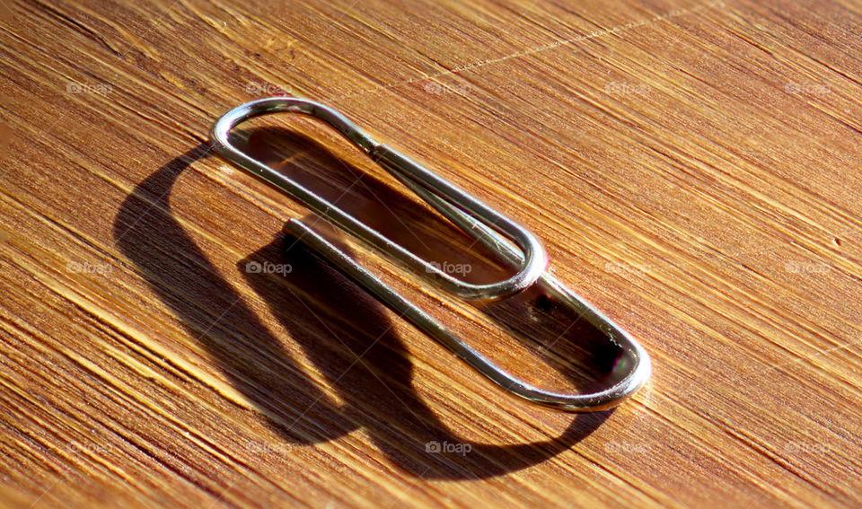 Paper clip macro
