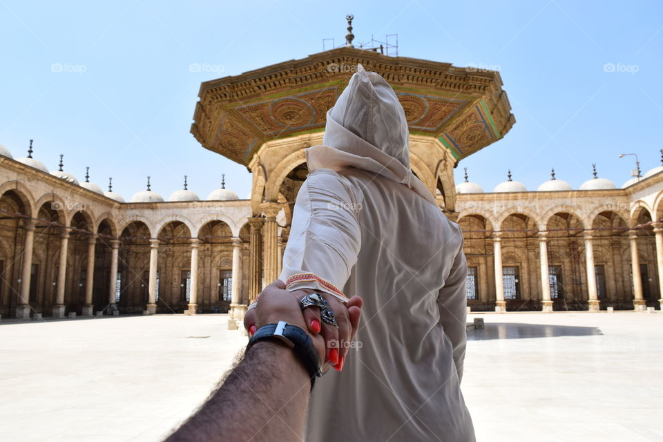 Follow Me To Cairo Citadel. Part Of My Project Of Follow Me To Cairo - Location is Salah Din Citadel In Cairo