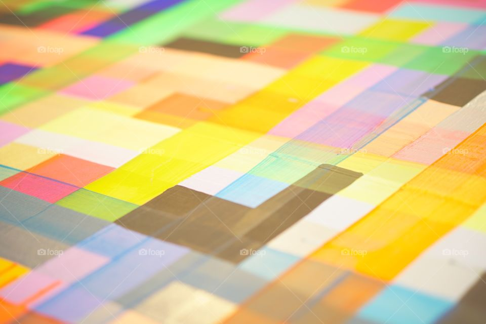 Motley, Palette, Creativity, Color, No Person