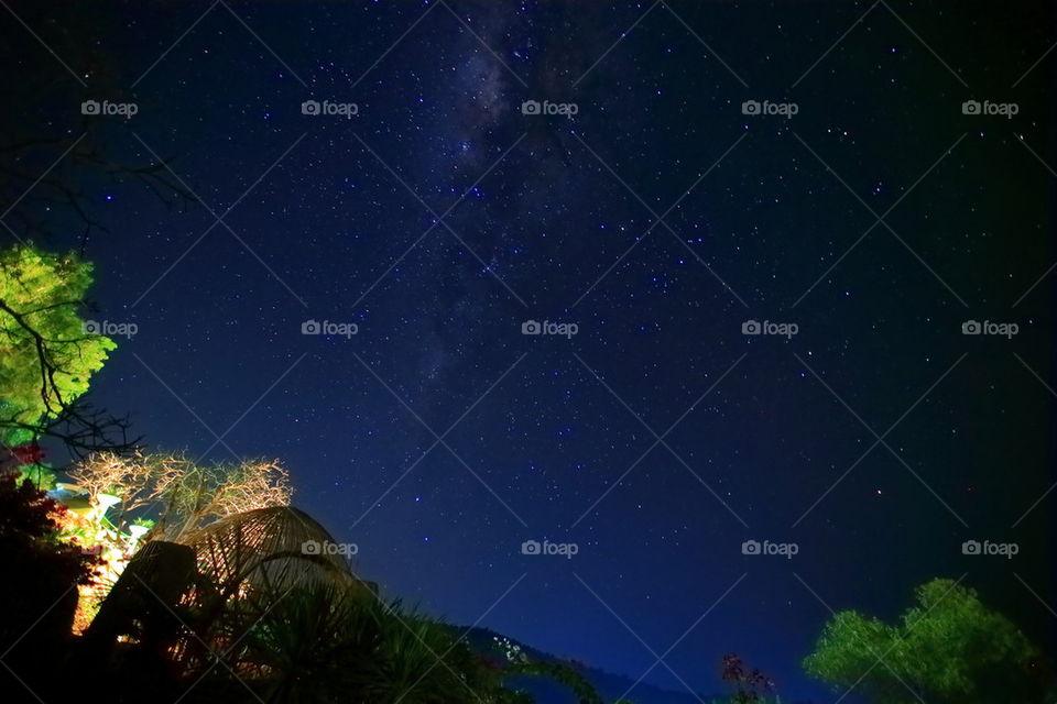 Mentigi Bay Sky
