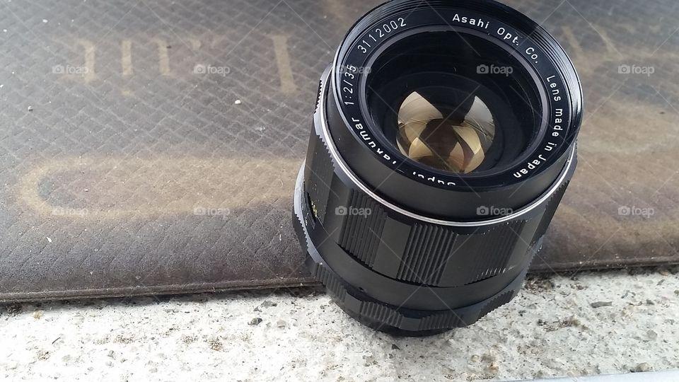 super takumar 35mm f2 lens