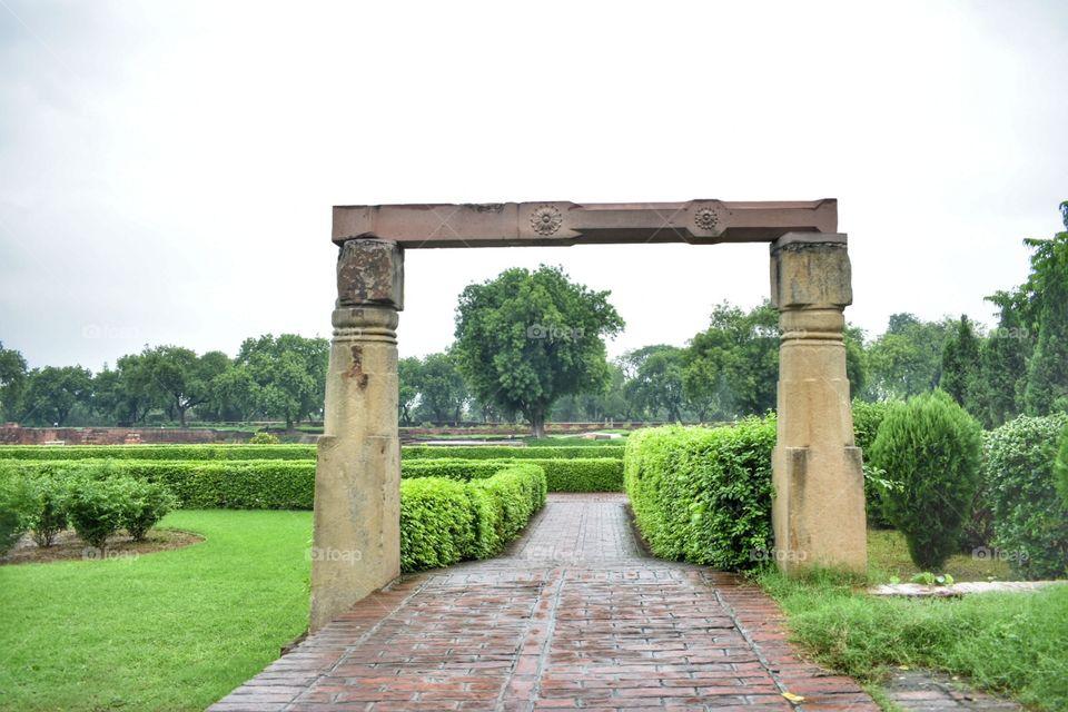 varanasi india, varanasi ghat, Vibrant city, travel photography, incredible india, saranath stoop, saranath temple