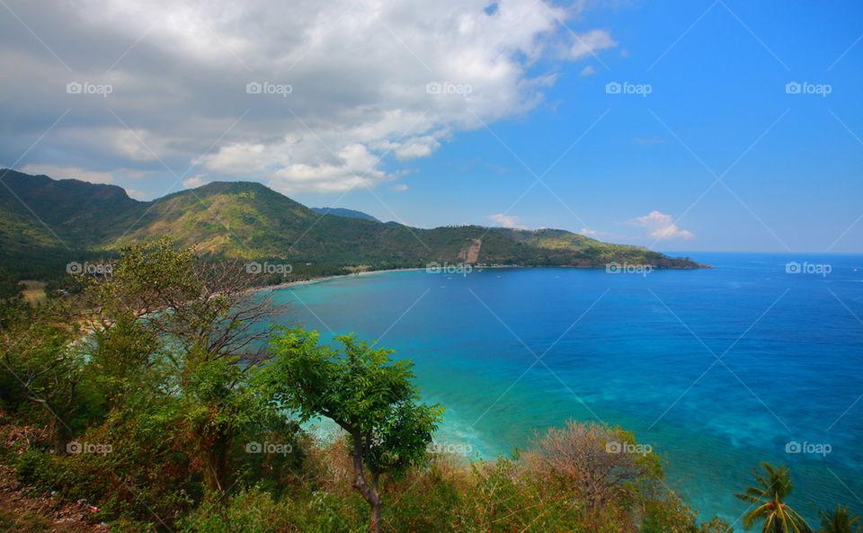 lombok sea