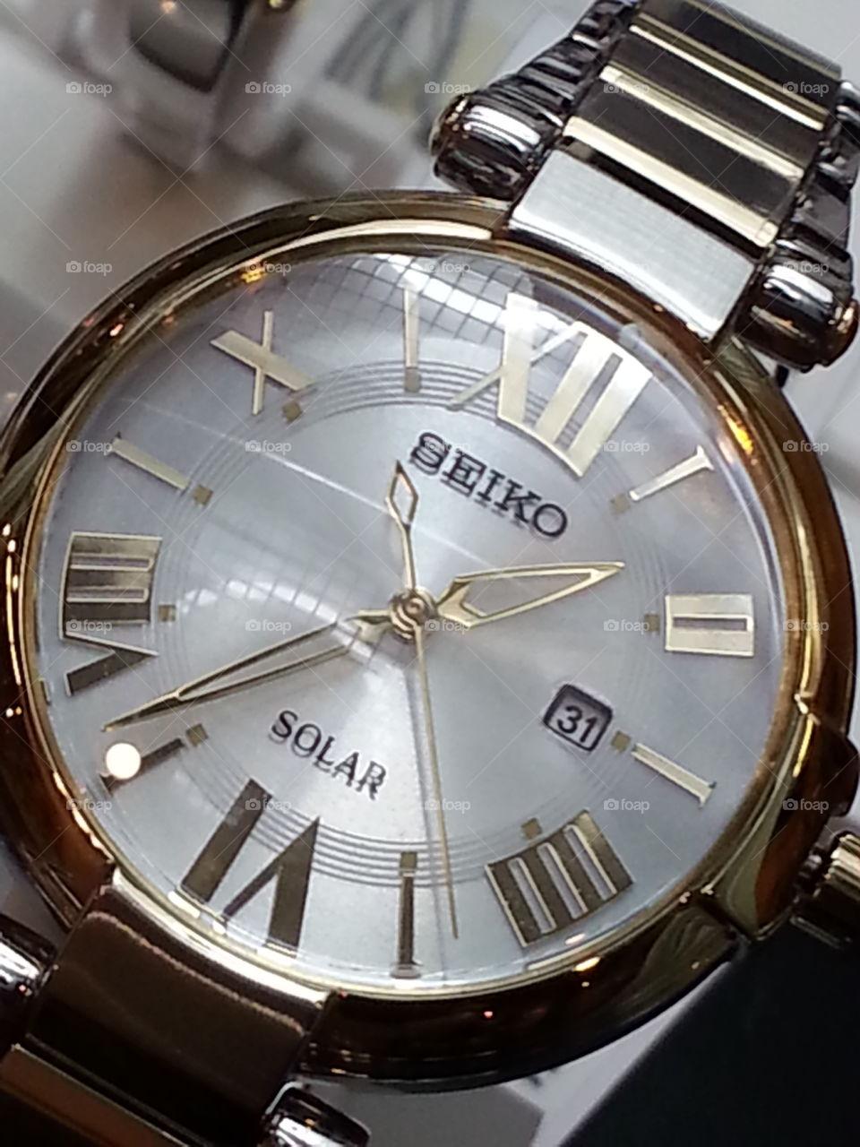 Seiko. watch