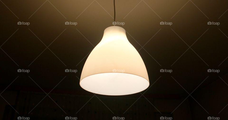 Lamp, Light, Bulb, Insubstantial, Bright