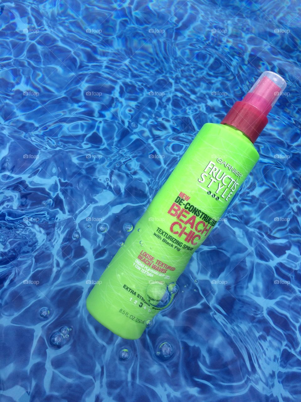 Even when you aren't at the beach. The summertime hairspray