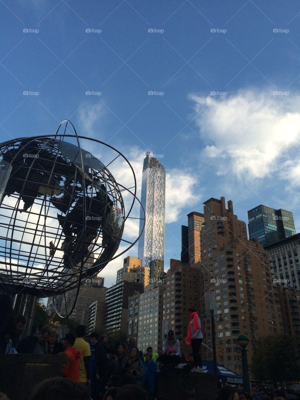 NYC Marathon Excitement!