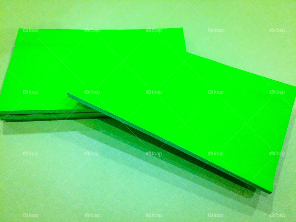 Green color story
