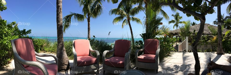 Bahamas. Taken at lyford cay club beach