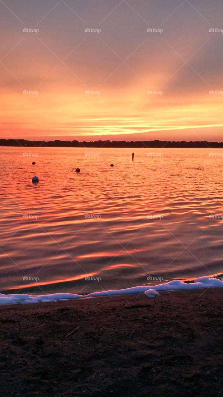 pikes lake Wisconsin