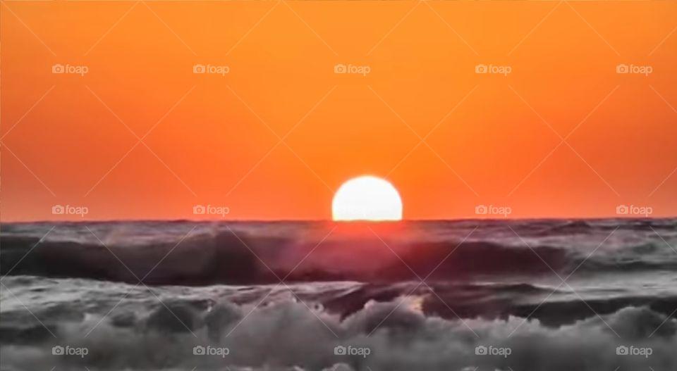Beautiful Sunrise Image