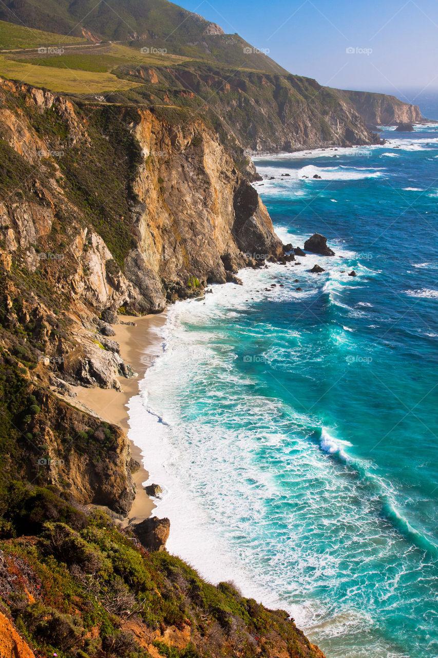 Great coastline