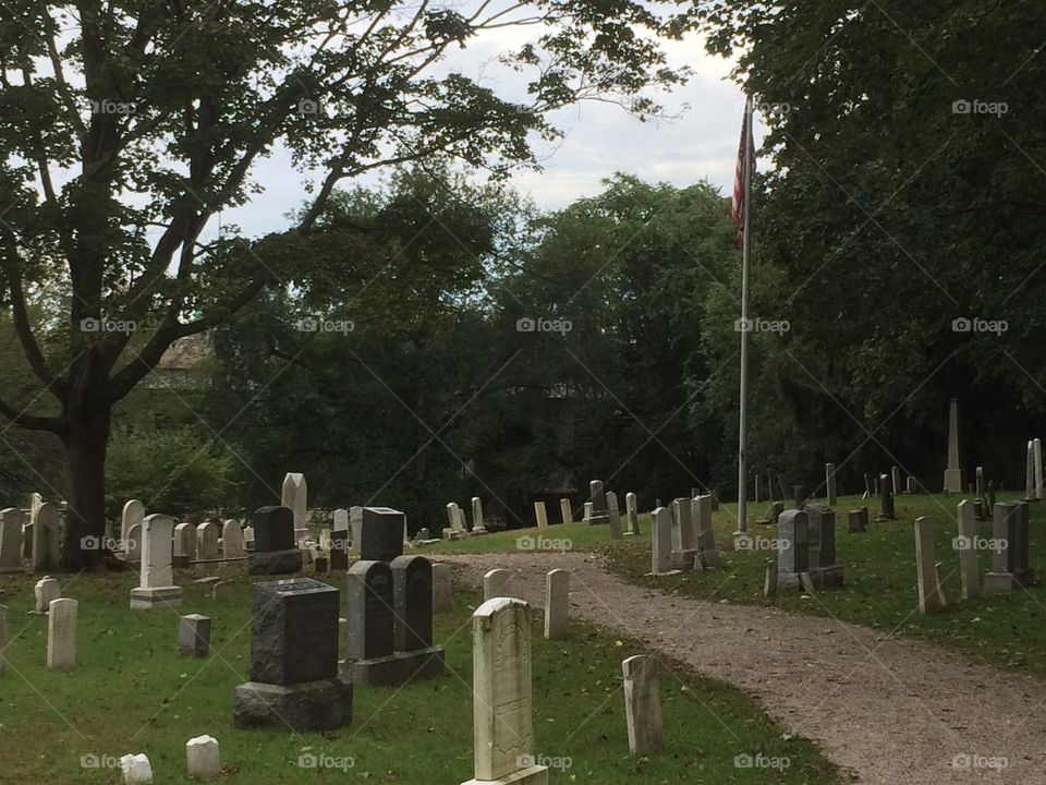 Cemetery, Grave, Tombstone, Burial, Funeral