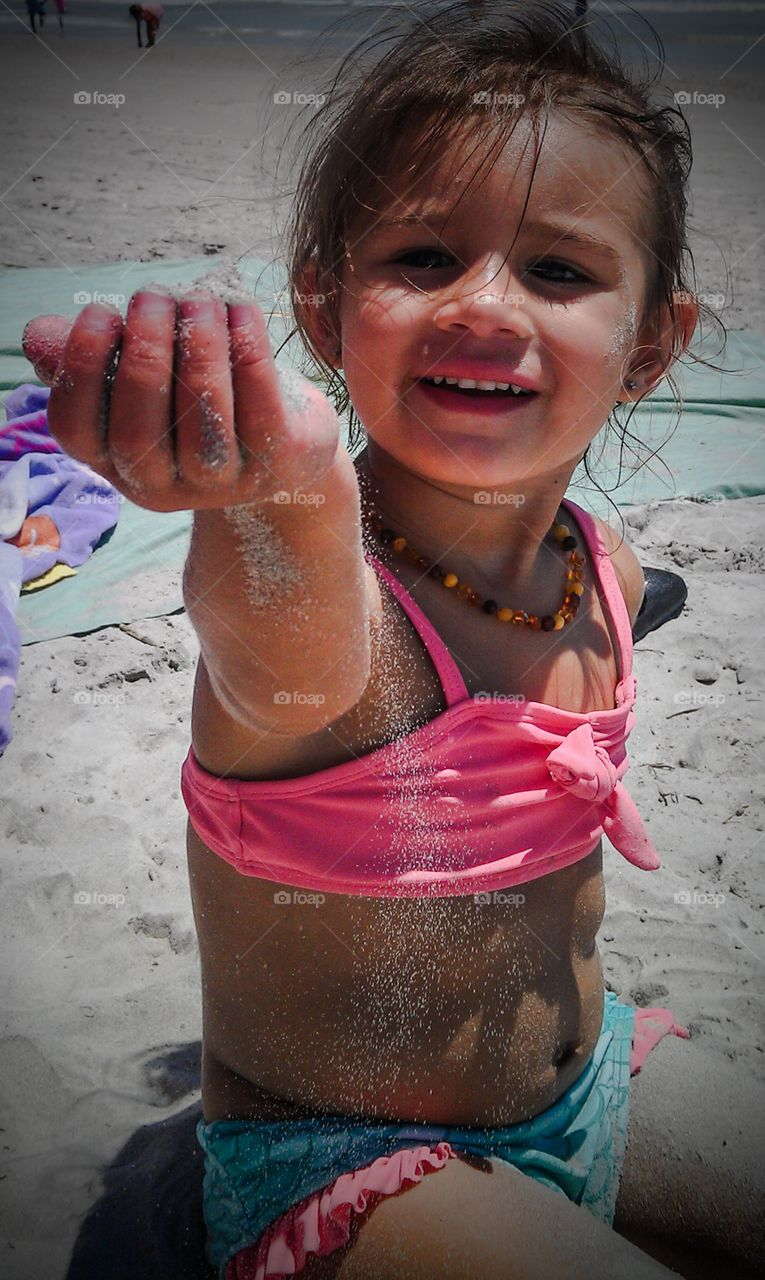 Pixie Dust. Pixie Dust or sand?