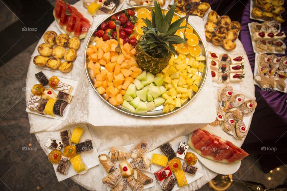 Fruit platter 4
