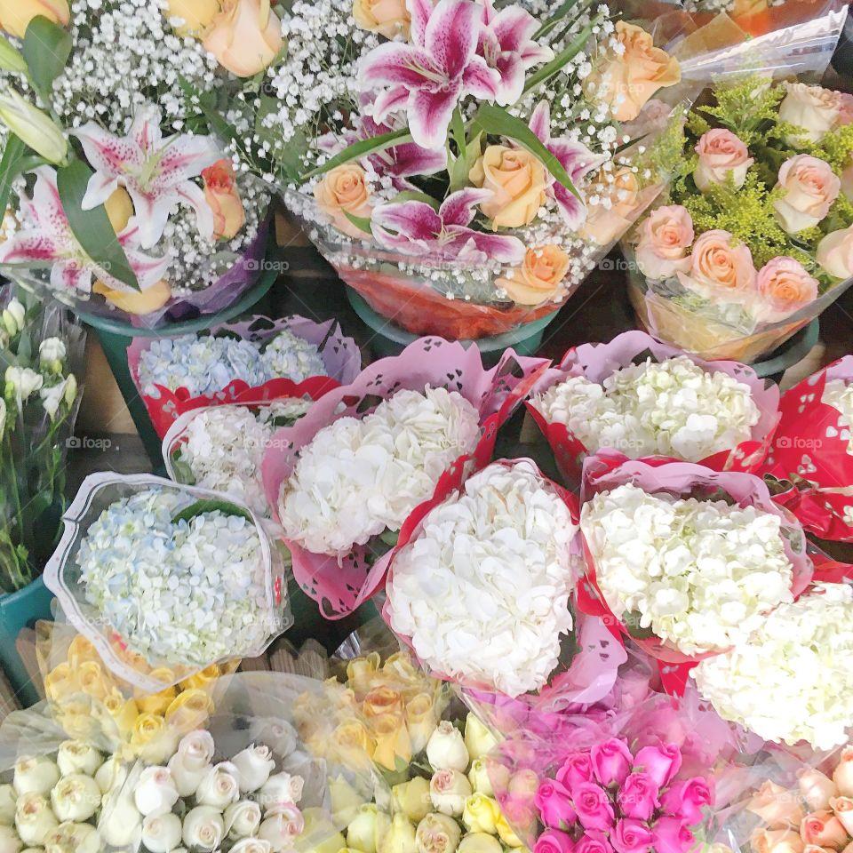Flower, Decoration, Kind, Color, Wedding
