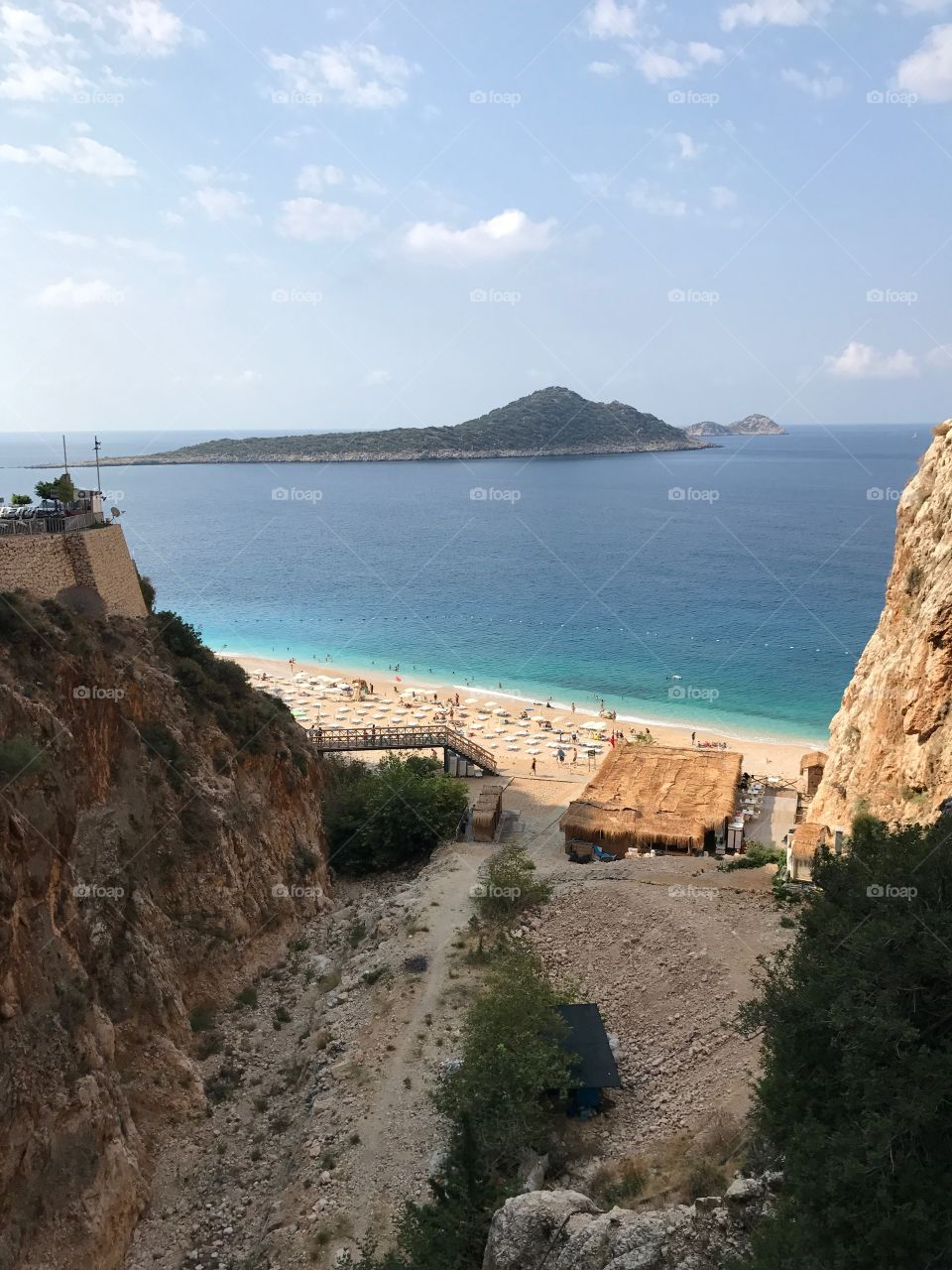 Beautiful View In Kaş
