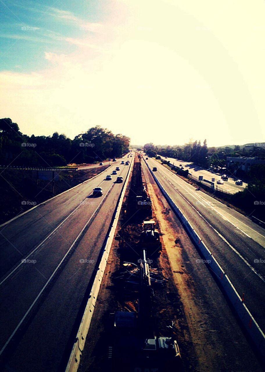Let's go ! 101 Ventura freeway