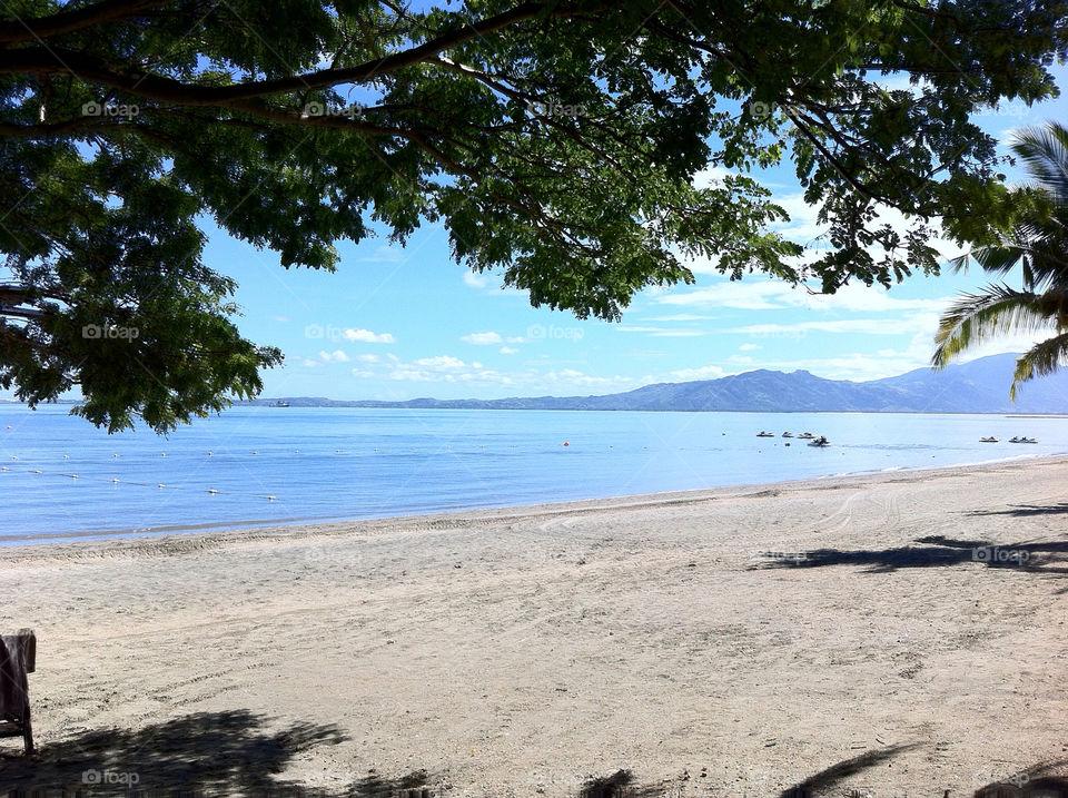 beach ocean denarau island sofitel resort by amitranchod
