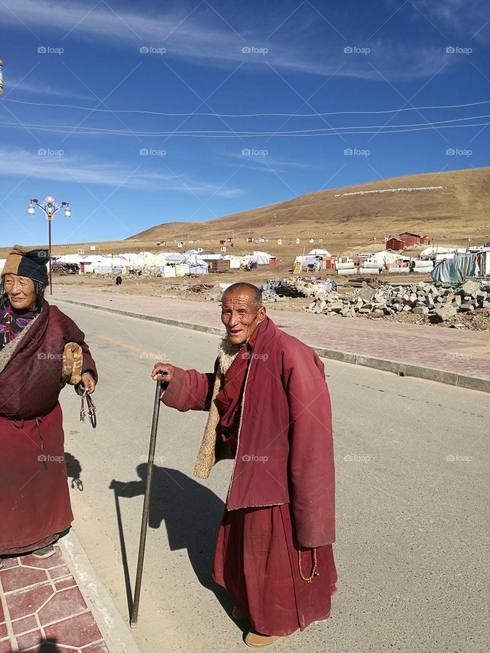 Yaqing Tibetan Buddhist Monastery for Nuns