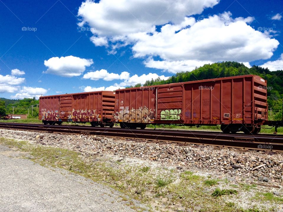 Train, Locomotive, Railway, Railroad Track, Transportation System