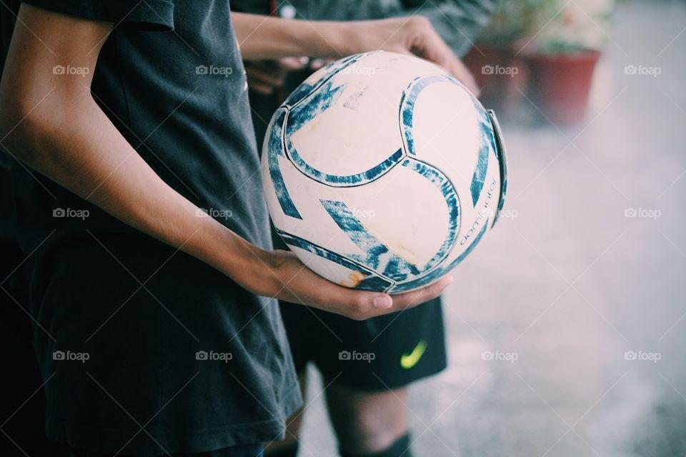 Love for soccer