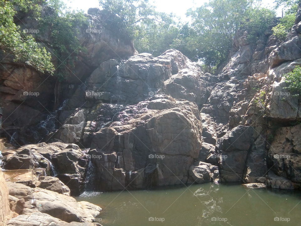 landscape 2017/10/04  025  #আমার_চোখে #আমার_গ্রাম #nature #landscape #waterfall #rock