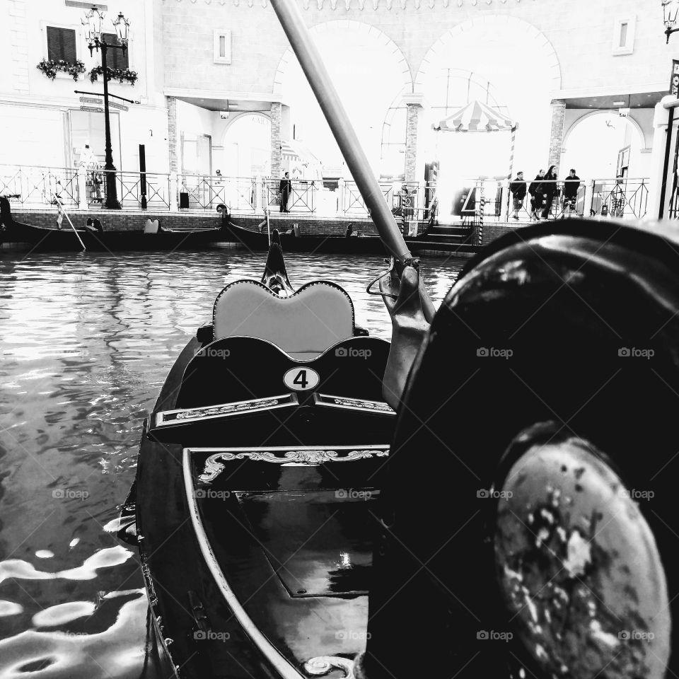 Gondolas @ Qatar