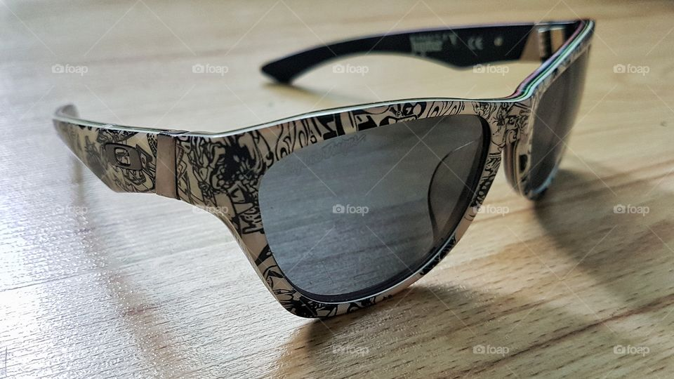 troy lee limited edition oakley shades