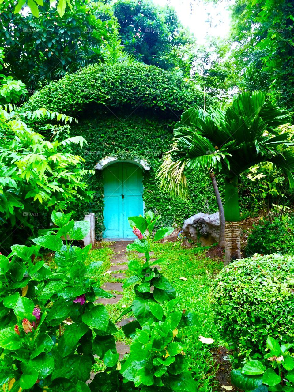 House go green