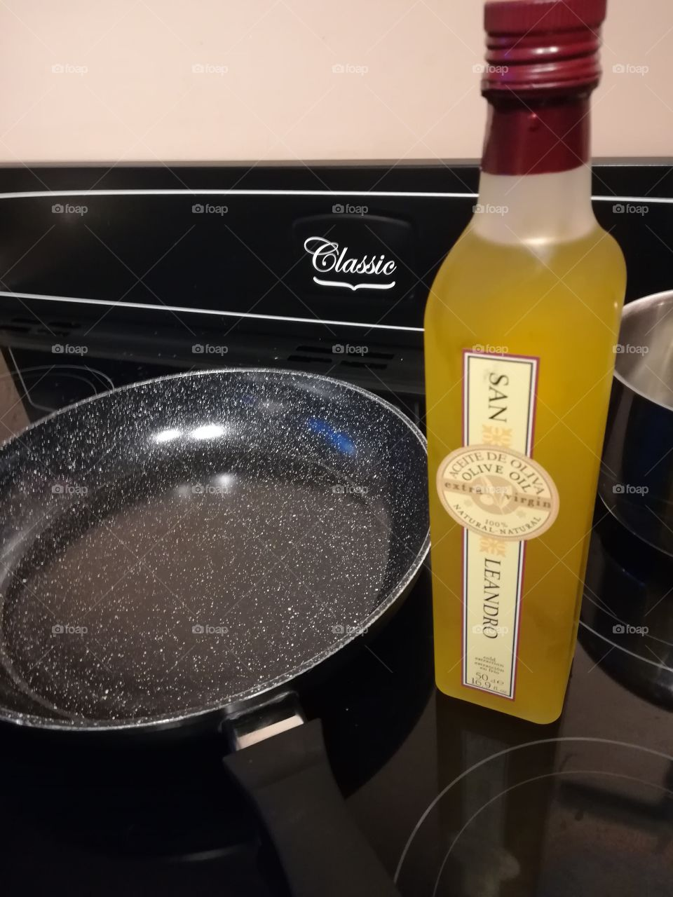 The best olive oil I've used so far