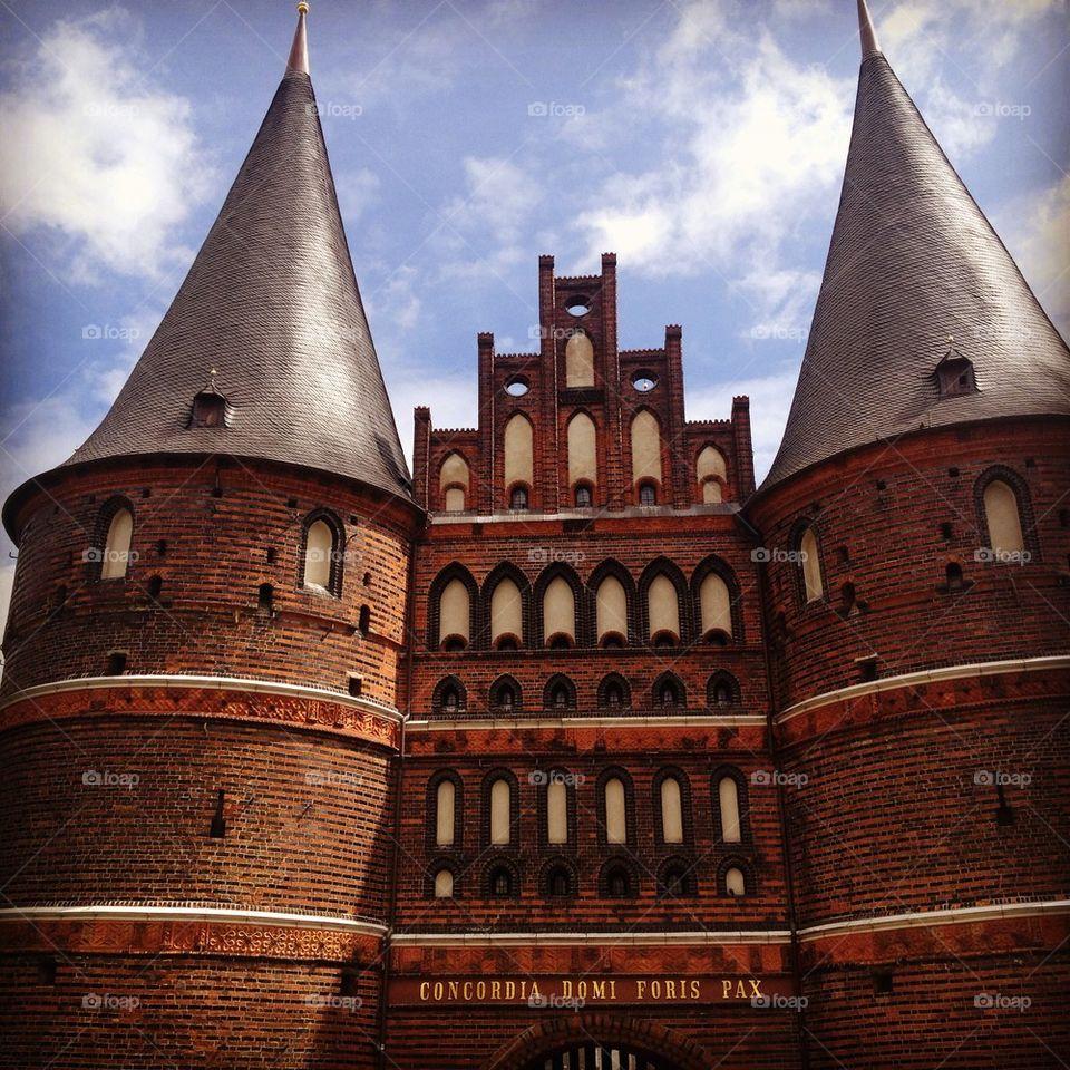 Lübecker Tor, Germany