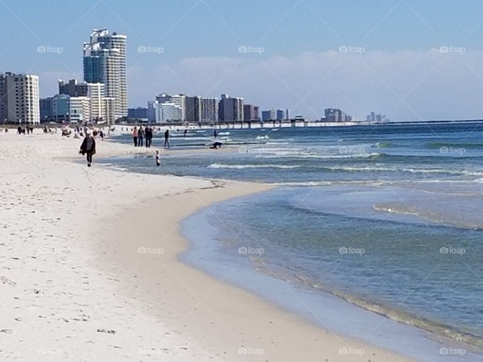 Orange Beach in Alabama