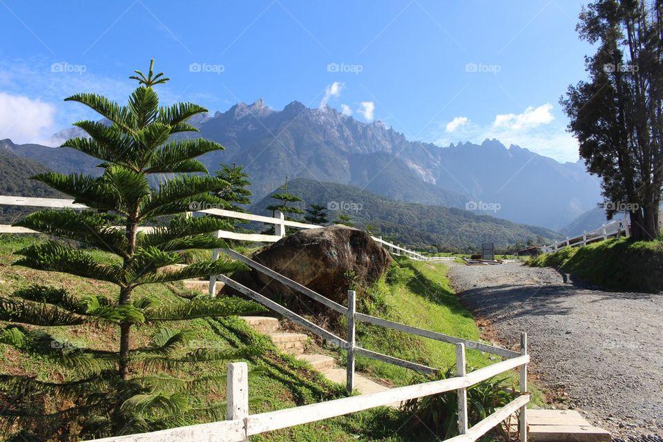 Foapcom Beautiful View Of Kota Kinabalusabahmalaysia Stock Photo